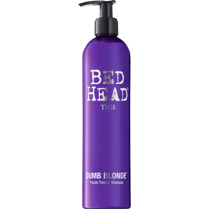 Bed Head Dumb Blonde Purple Toning