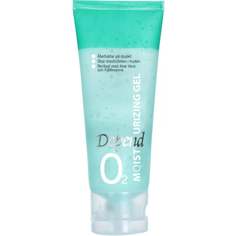 Depend 02 Moisturizing Gel